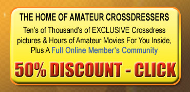 join clubcrossdresser.com 50% off